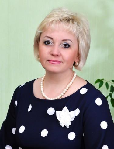 Депутат Асбестовского ГО Евгения Смирнова.