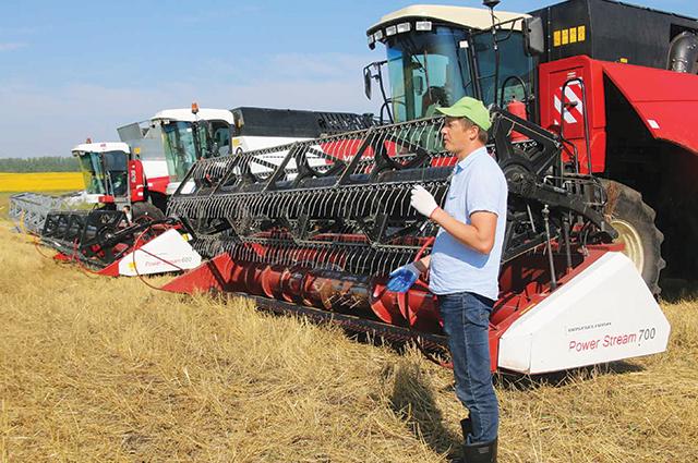 Башкирия обеспечивает зерном не только себя, но и соседние регионы.