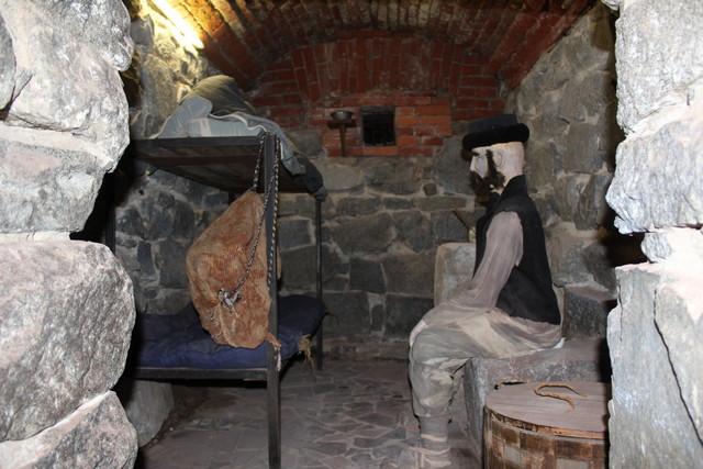 «Конокрад Григорий» в начале XX века вынужден был обходиться каменными уступами вместо мебели.