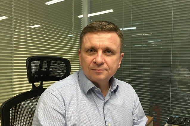 заместитель директора строительной группы «Рисан» Сергей Бегишев