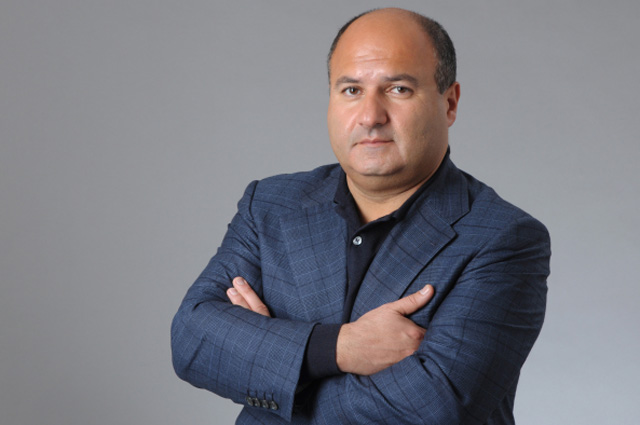 Георгий Беджамов.