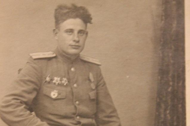 партизан Алексей Игнатов