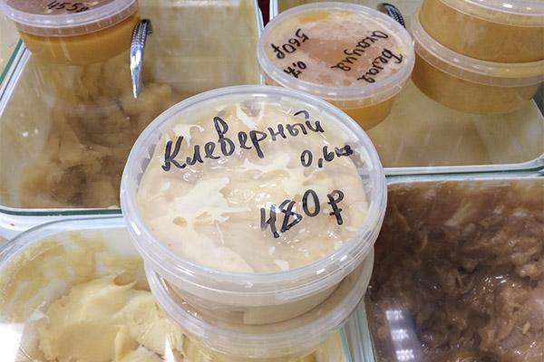 На Камчатке мёд не подделывают, в отличие от привозного.