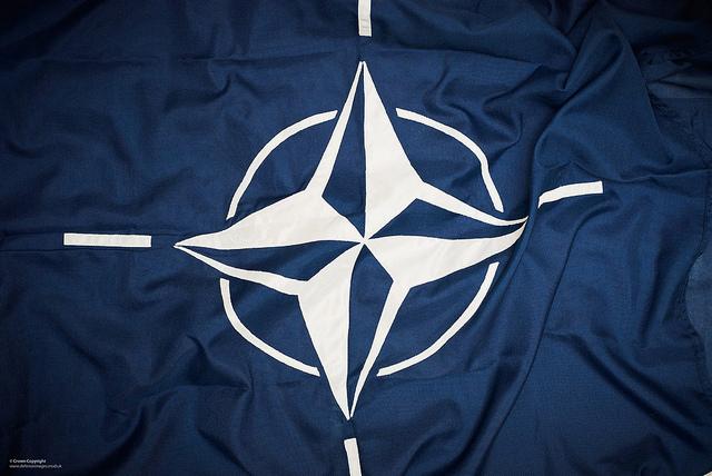 NATO НАТО Североатлантический альянс