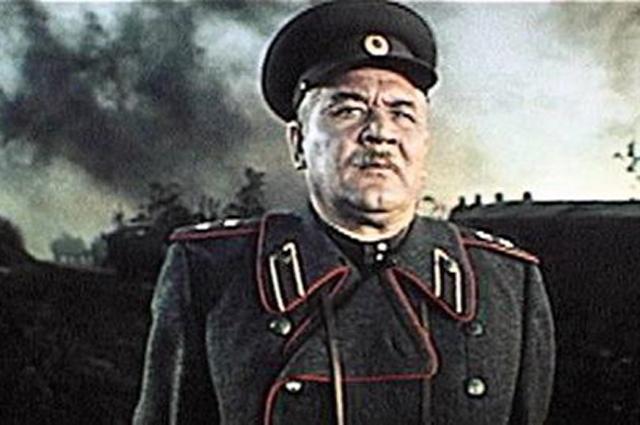 Борис Андреев в фильме «Повесть пламенных лет» (1960)