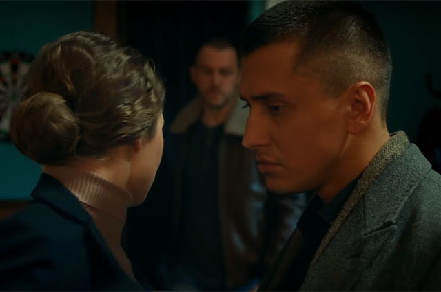 Кадр из сериала «Мажор».