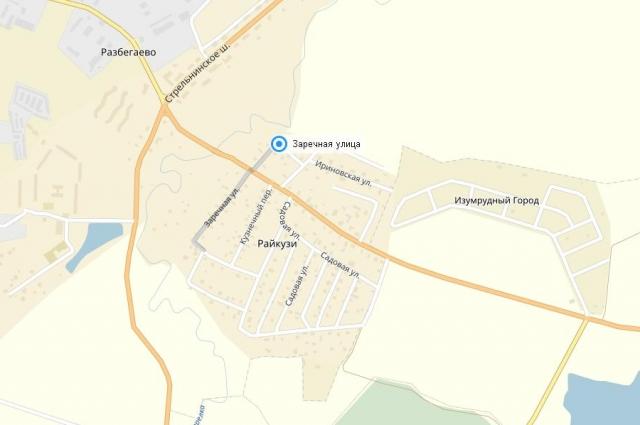 В деревне Райкузи было обнаружено тело Льва Гридюшко.