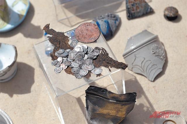 Пока чемпионом по найденным артефактам было Зарядье (на фото), но Лубянка может переплюнуть его.