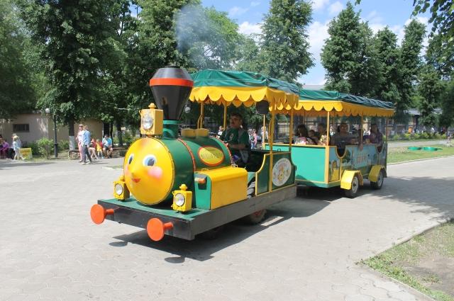 Заельцовский парк будет отмечать свой дня рождения