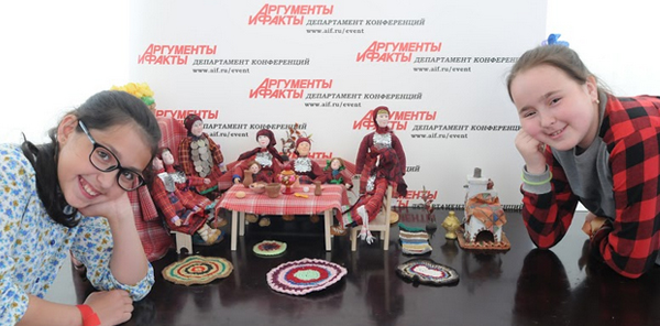 Победители Конкурса кукол