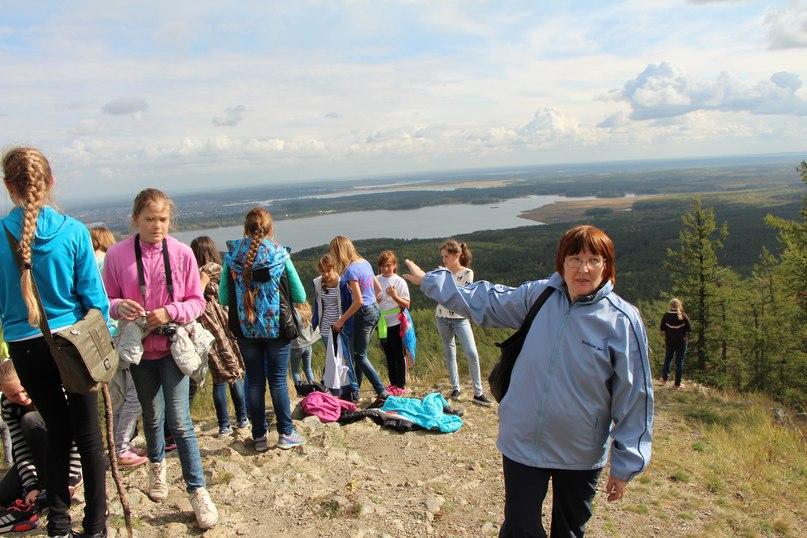 Зинаида Дуванова в туризме более 30 лет.
