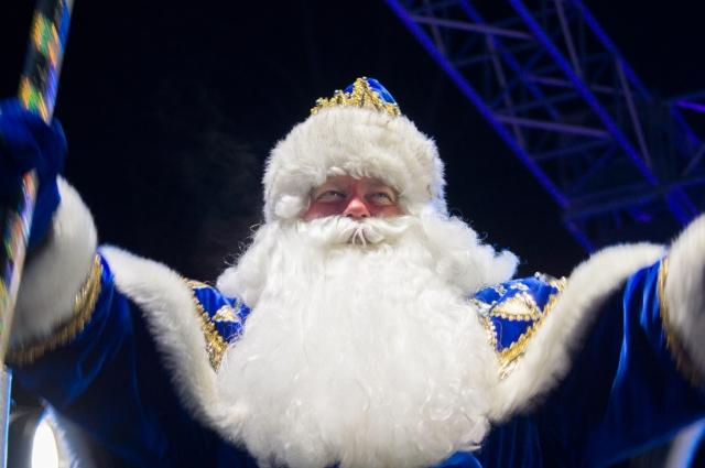 Новый год можно встретить всей семьей на о. Татышев.