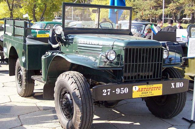 Dodge WС-51.