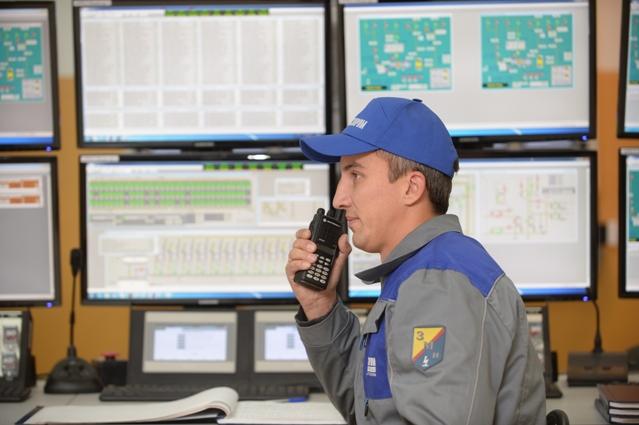 В диспетчерской ДКС-2