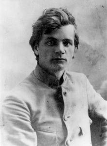 Андрей Платонов в 1921 году.