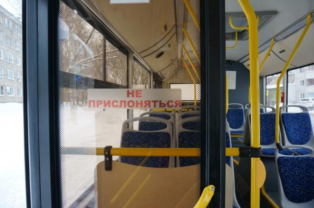 В новых автобусах нарушений практически нет.