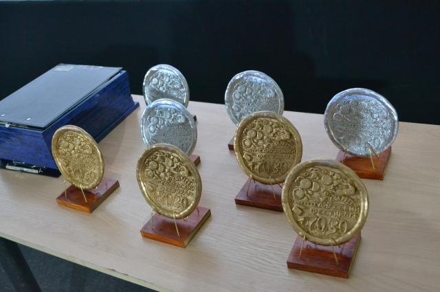 Традиционные призы победителям фестиваля