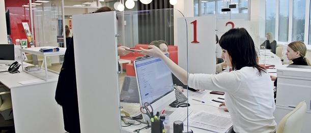 Режим «одного окна» удобен как для сотрудников, так и для клиентов.