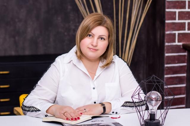 Людмила Александровна Халикова.