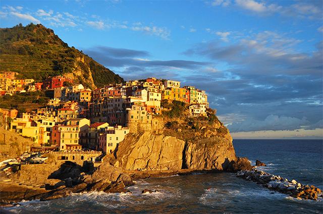 Италия.