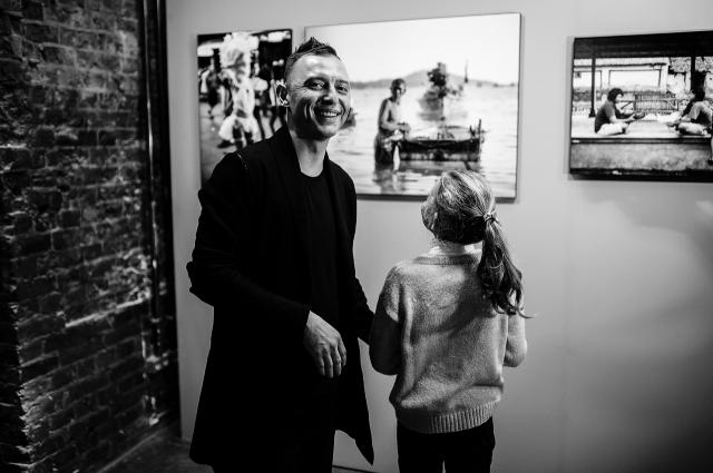 Роман Билык надеется показать свою фотовыставку и в Петербурге.