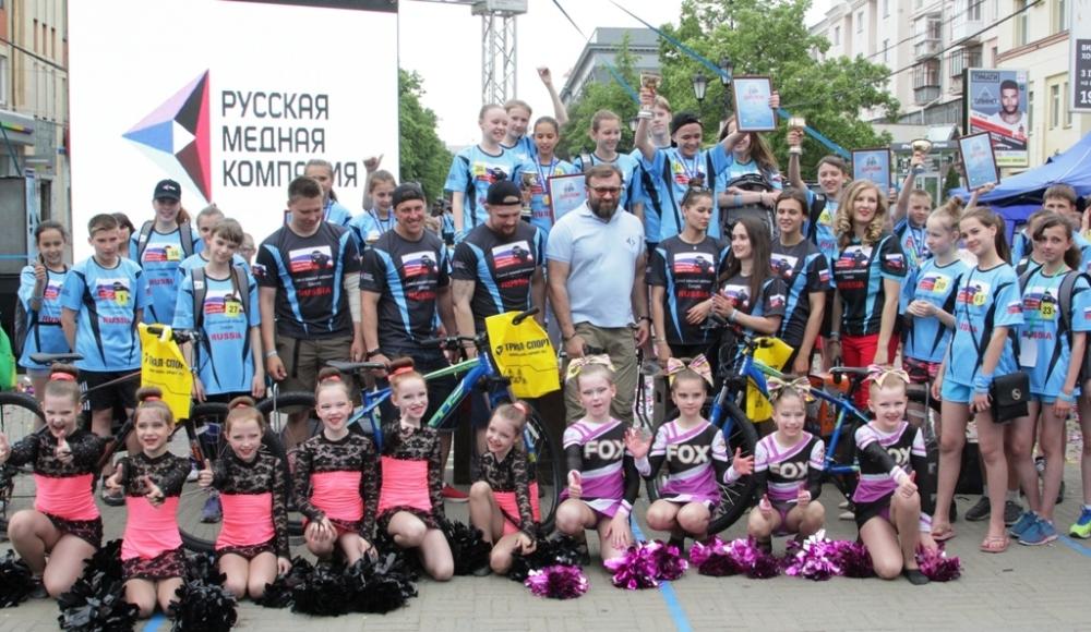 В социальных проектах Русской медной компании участвуют тысячи школьников из Челябинской, Свердловской, Оренбургской и Новгородской областей России, а также из Казахстана.