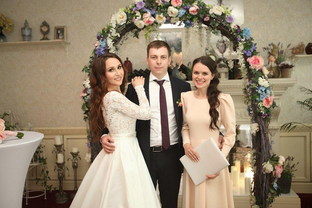 Анна Шаталова: при организации регистрации брака важно заранее учесть каждую деталь.