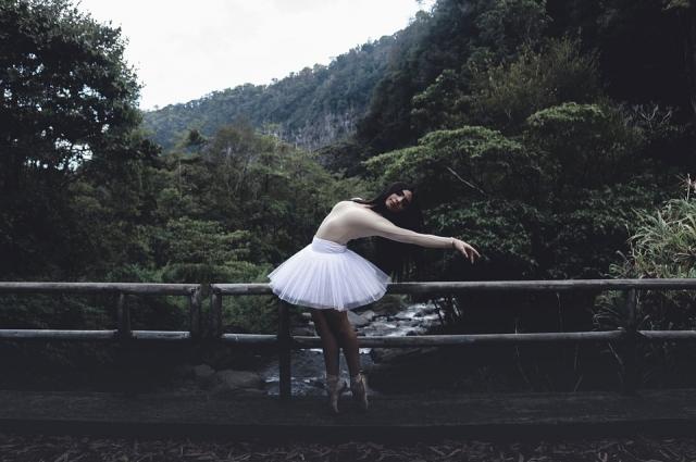 В танце раскрывается душа человека.