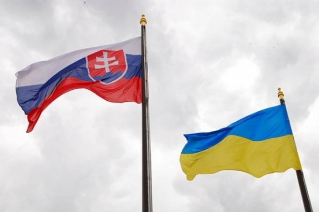 Первым покупателем украинского газа стала Словакия
