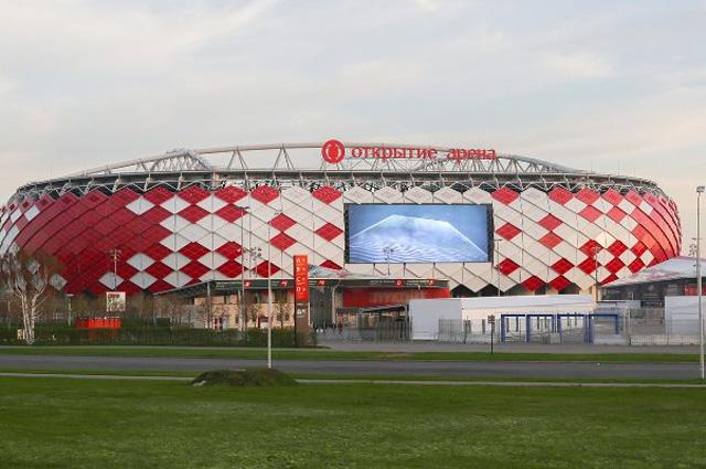Одновременно с завершением строительства стадиона «Спартак» запустили новую одноимённую станцию метро.