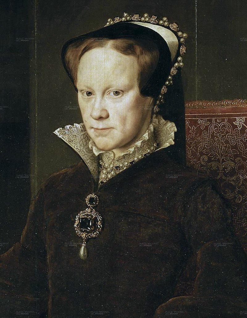 Мария I (королева Англии)
