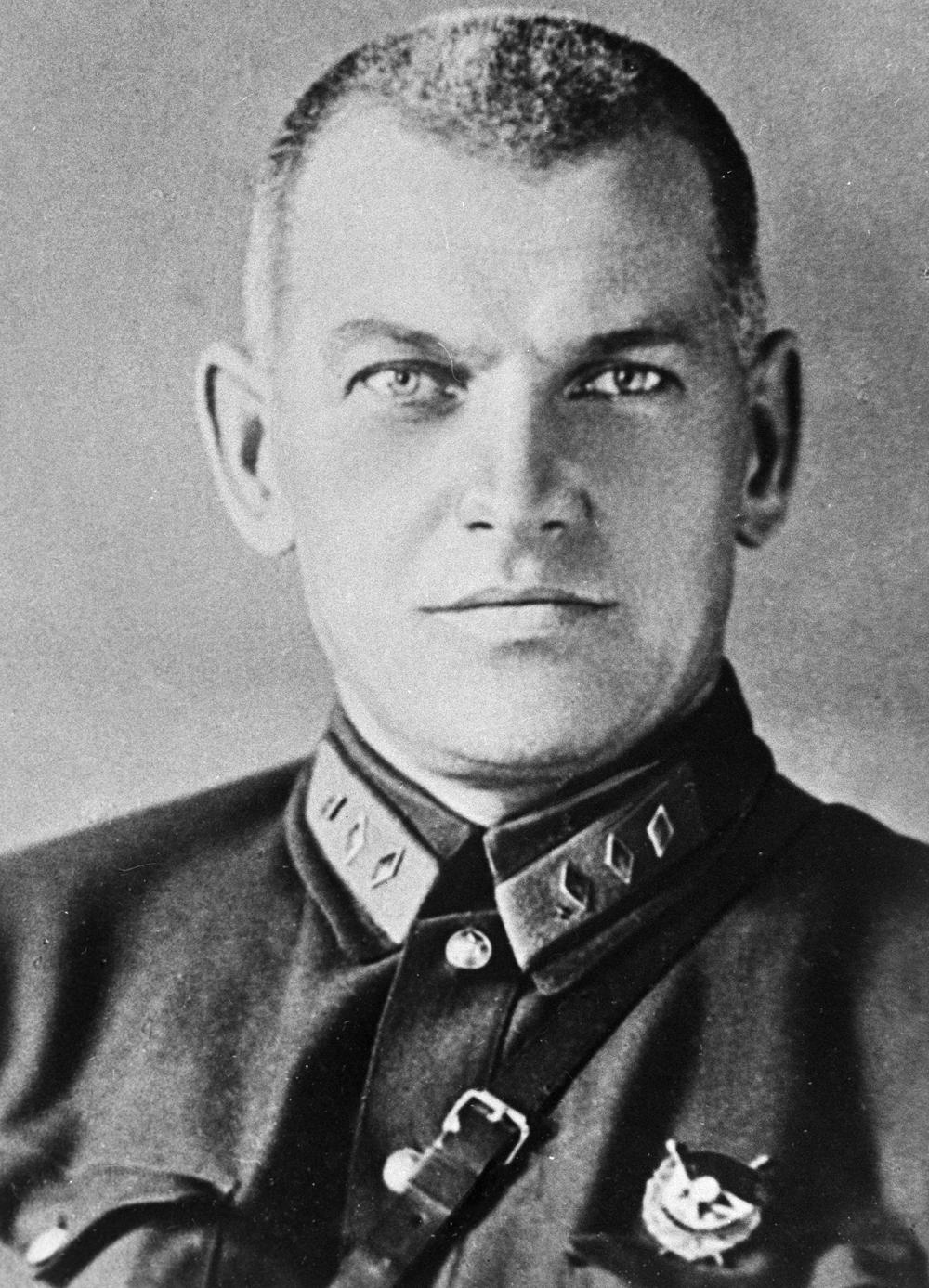 Ян Карлович Берзин.