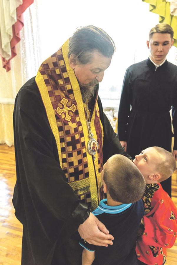 Общение с детьми  всегда дарит радость.