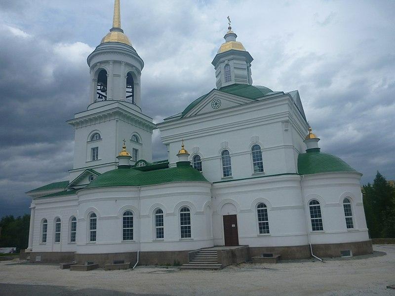 Храм Казанской иконы Божией Матери в Екатеринбурге взорвали в 1974 году и восстановили полностью только в 2016 году.