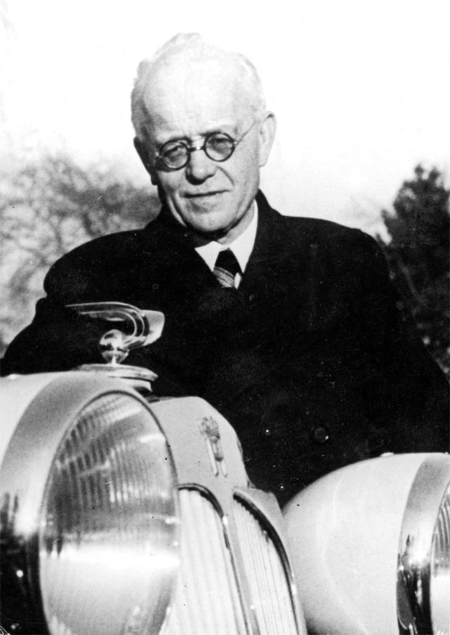 Август Хорьх, инженер и изобретатель