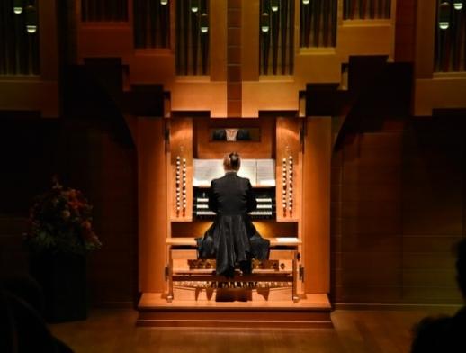 «Органист – это одна из сложных инструментальных профессий»