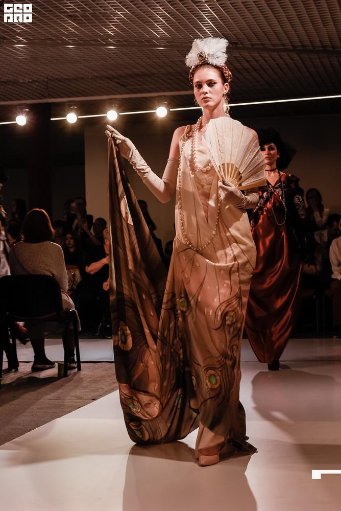 Коллекция кафедры дизайна одежды УрГАХУ посвящена 110-летию проекта «Русские сезоны» в Париже