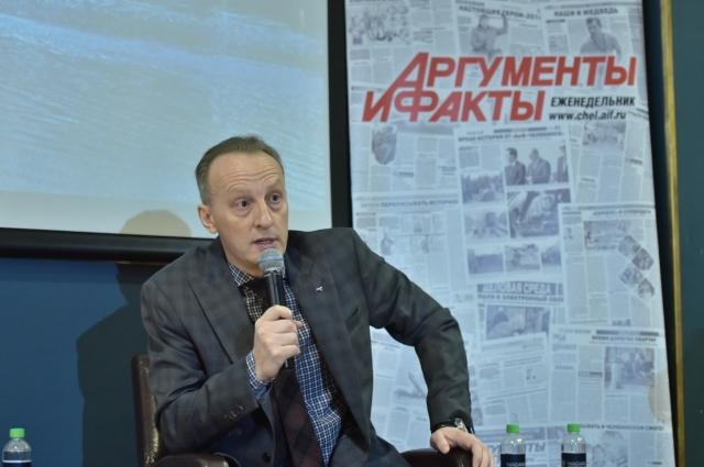 Андрей Бордягин подчеркнул многоуровневость различных документов, описывающих развитие города. И генплан - один из обязательных.