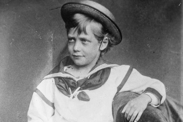 Георг в 1870 г.