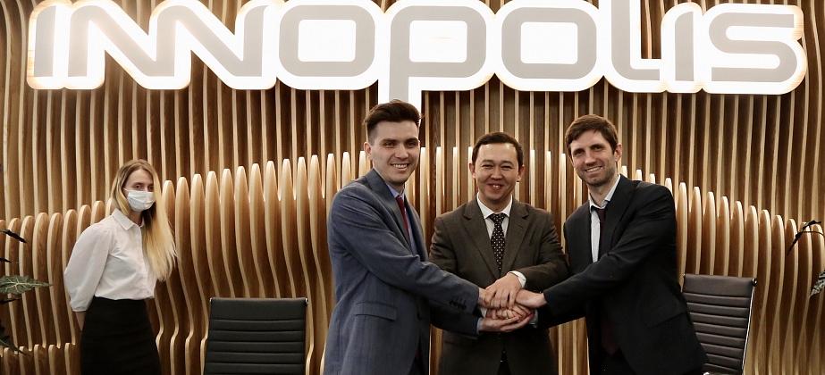 ОЭЗ «Иннополис» и Международный финансовый центр «Астана» намерены сотрудничать в сфере финансовых технологий.