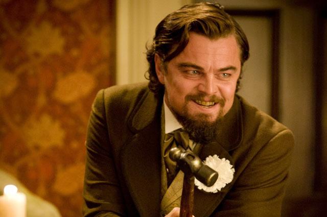Леонардо Ди Каприо в фильме Джанго Освобождённый . 20012 год