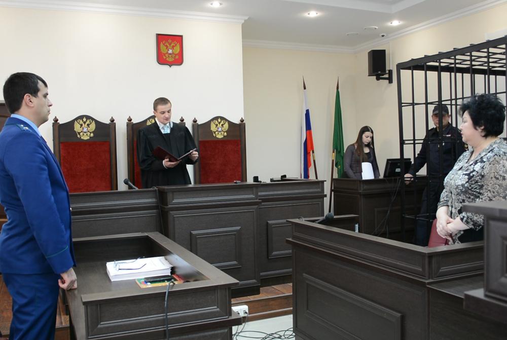 Вынесение приговора Мурату Шовгенову.