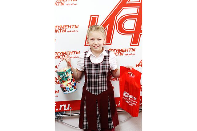 Маша Гусева.