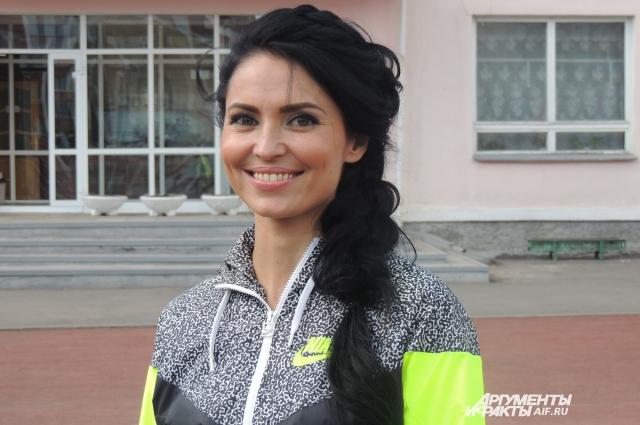 Жанна Синдянкина уверена: бег поистине творит чудеса.