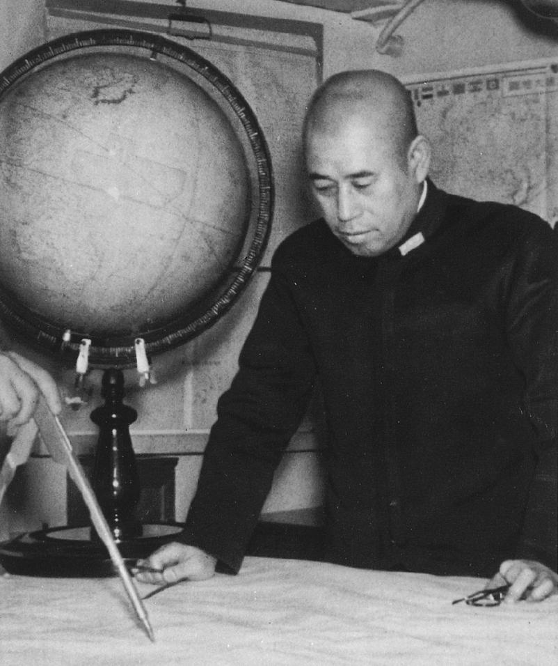Исороку Ямамато, 1940 г.