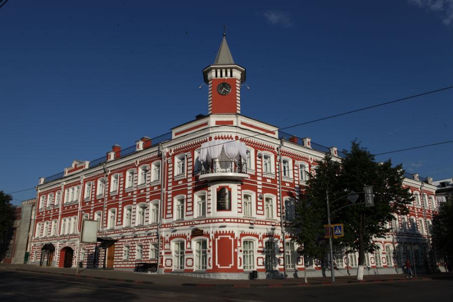 Дом Гончарова.