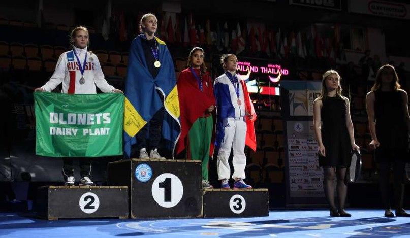 На недавнем первенстве в Швеции Наталья Дьячкова завоевала