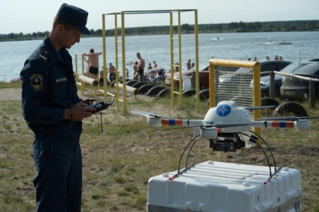 Запрет не коснется дронов, используемых целях перехвата нарушителей, для проведения поисково-спасательных работ, по оказанию помощи при чрезвычайных ситуациях
