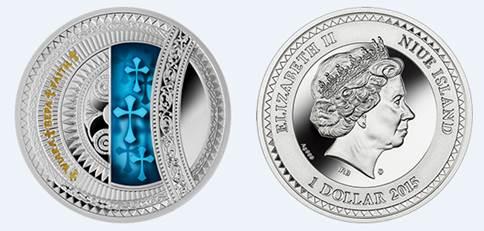 Монета «Вера. Мир Твоей Души»