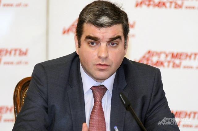 Советник Министра природных ресурсов и экологии РФ Сергей Будилин.